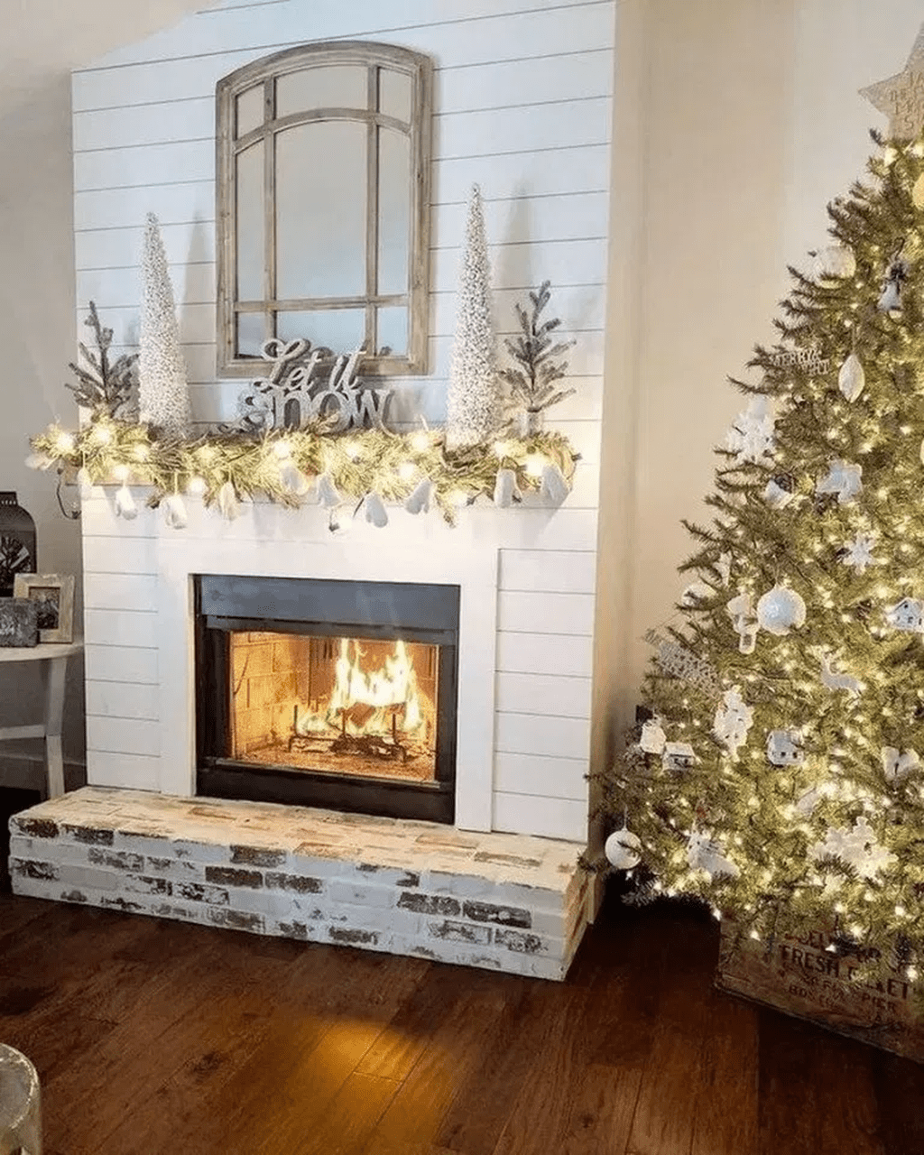 Stunning Fireplace Mantel Decor Ideas You Should Copy Now 30