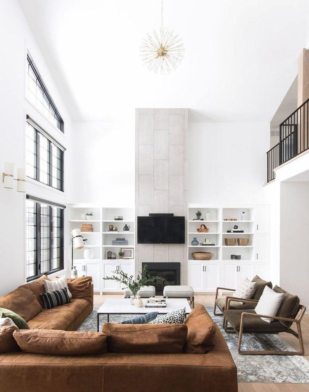 Amazing Contemporary Living Room Design Ideas You Should Copy 25