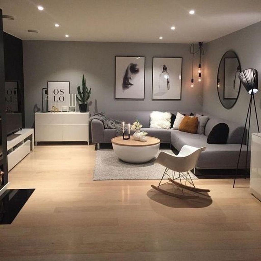 Amazing Contemporary Living Room Design Ideas You Should Copy 32