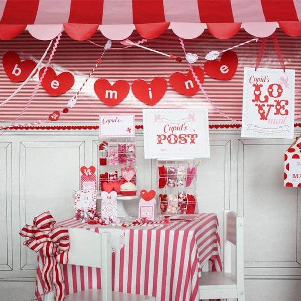 Amazing Valentine Interior Decor Ideas Trend 2020 32