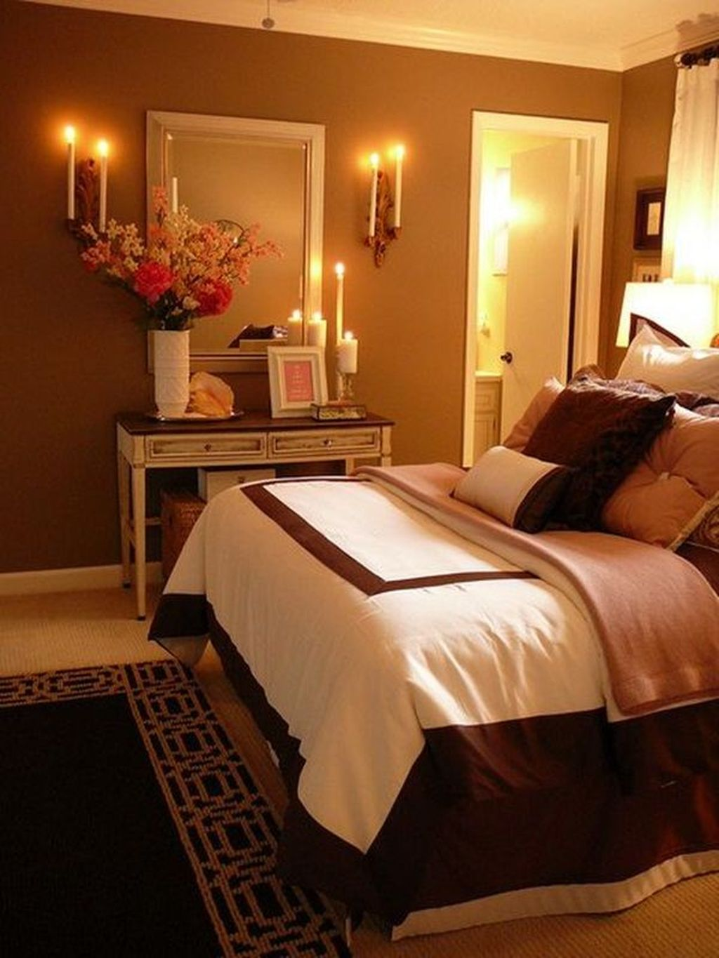 Awesome Romantic Bedroom Lighting Ideas You Will Love 15