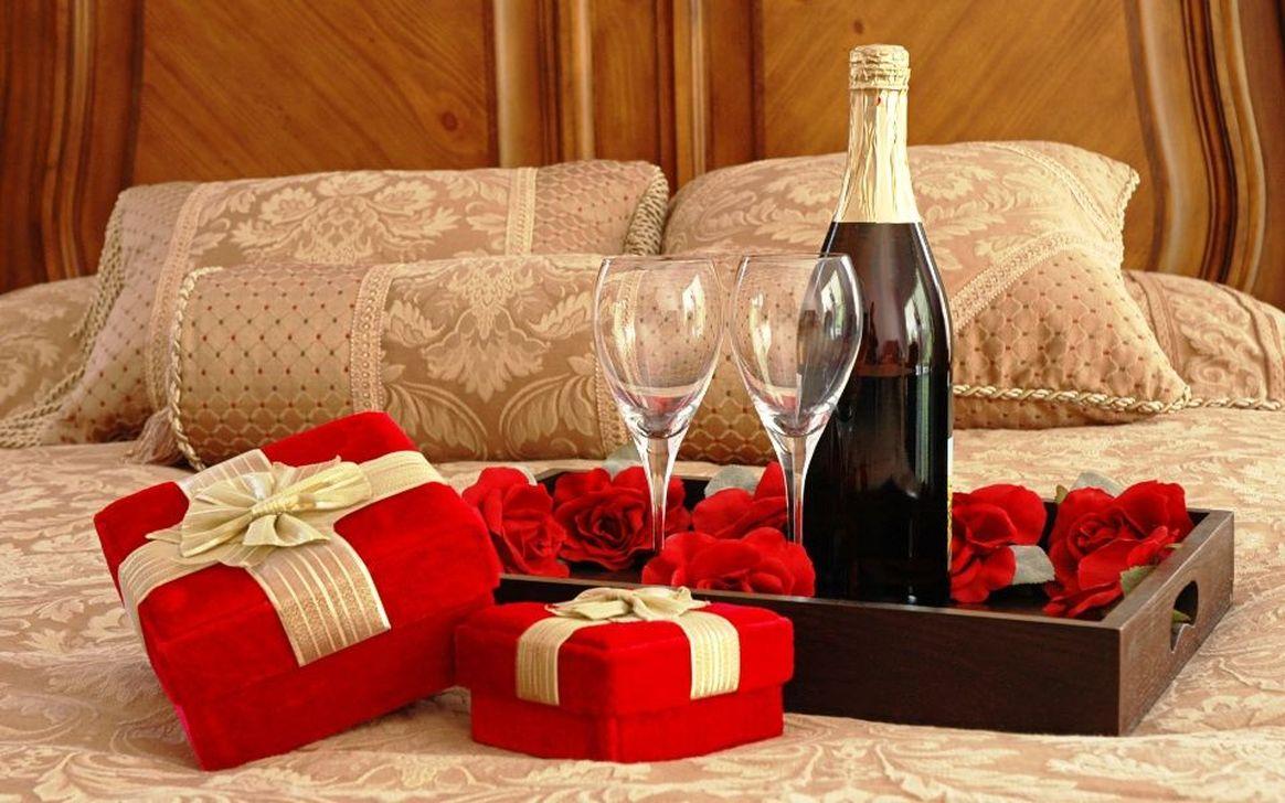 Gorgeous Romantic Valentine Bedroom Decoration Ideas 19