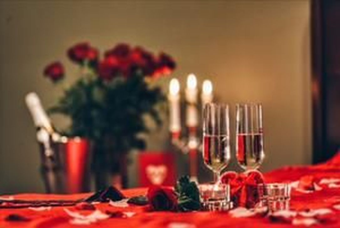 Lovely Romantic Table Setting For Two Best Valentines Day Ideas 09
