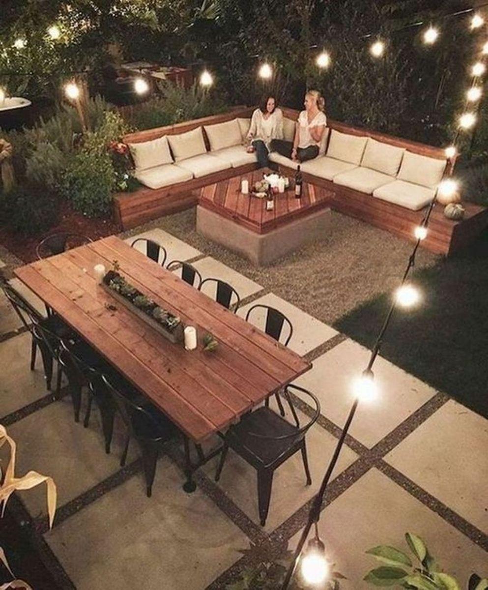 The Best Romantic Backyard Decorating Ideas 04
