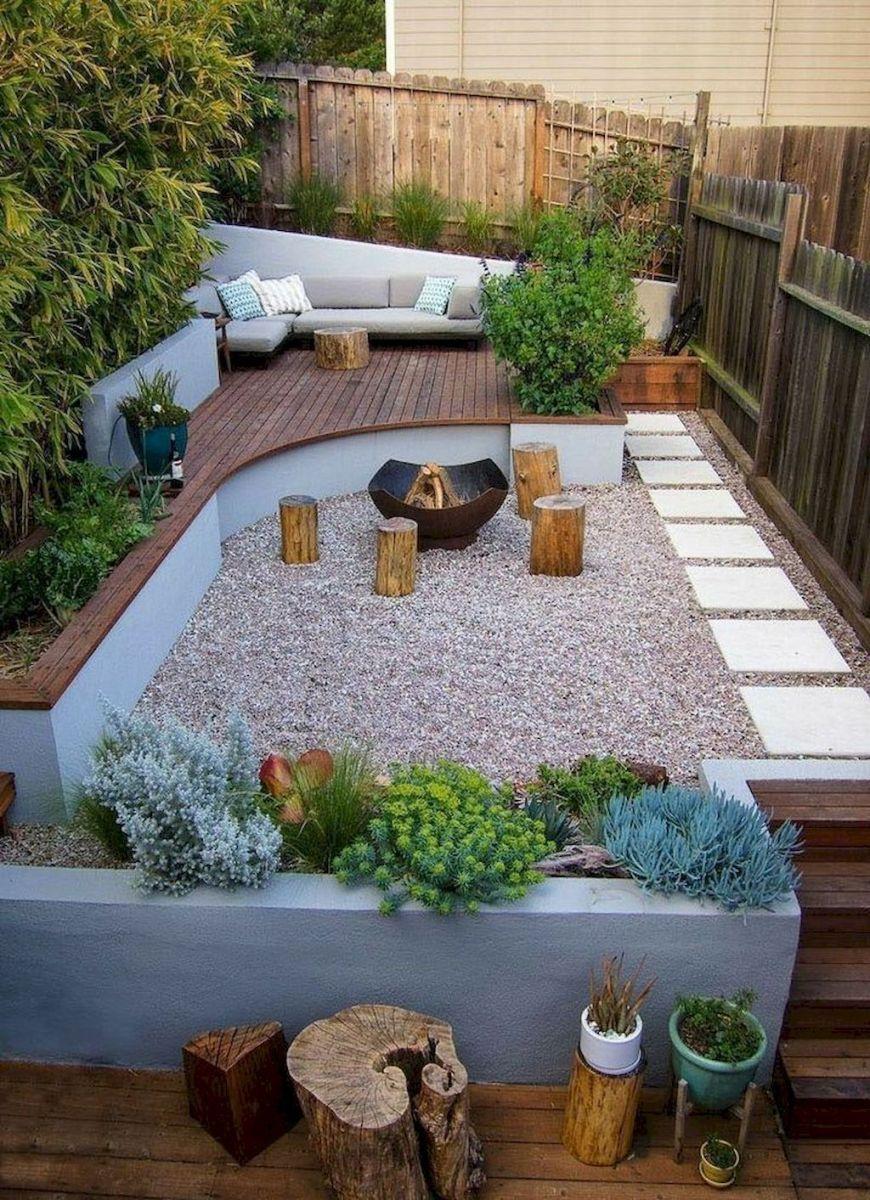 The Best Romantic Backyard Decorating Ideas 27