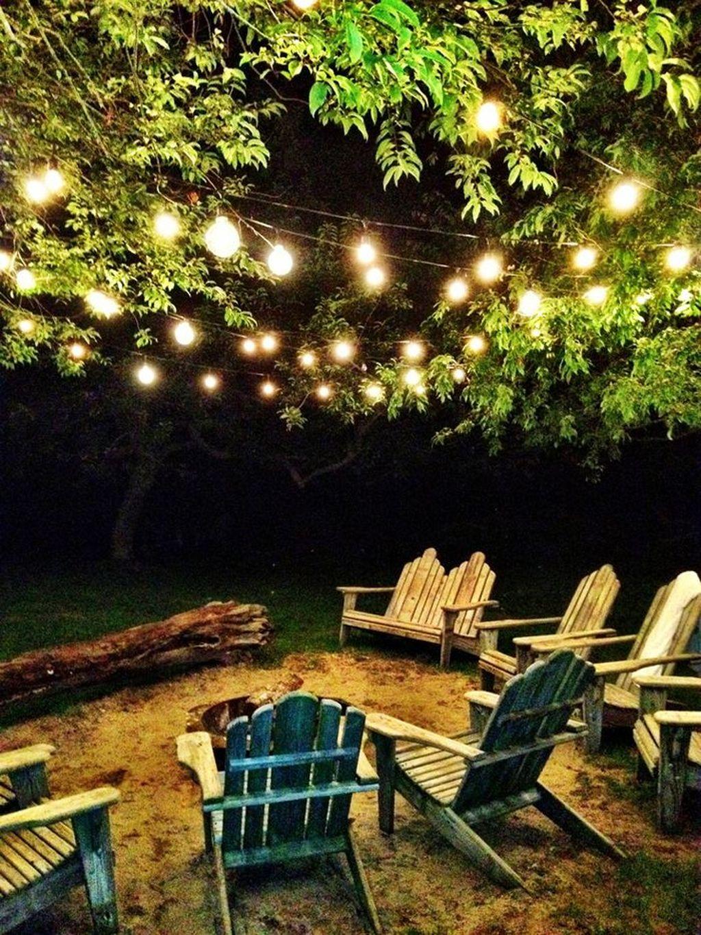 The Best Romantic Backyard Decorating Ideas 30