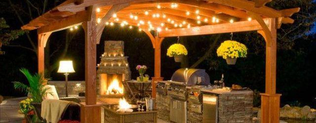 The Best Romantic Backyard Decorating Ideas 32