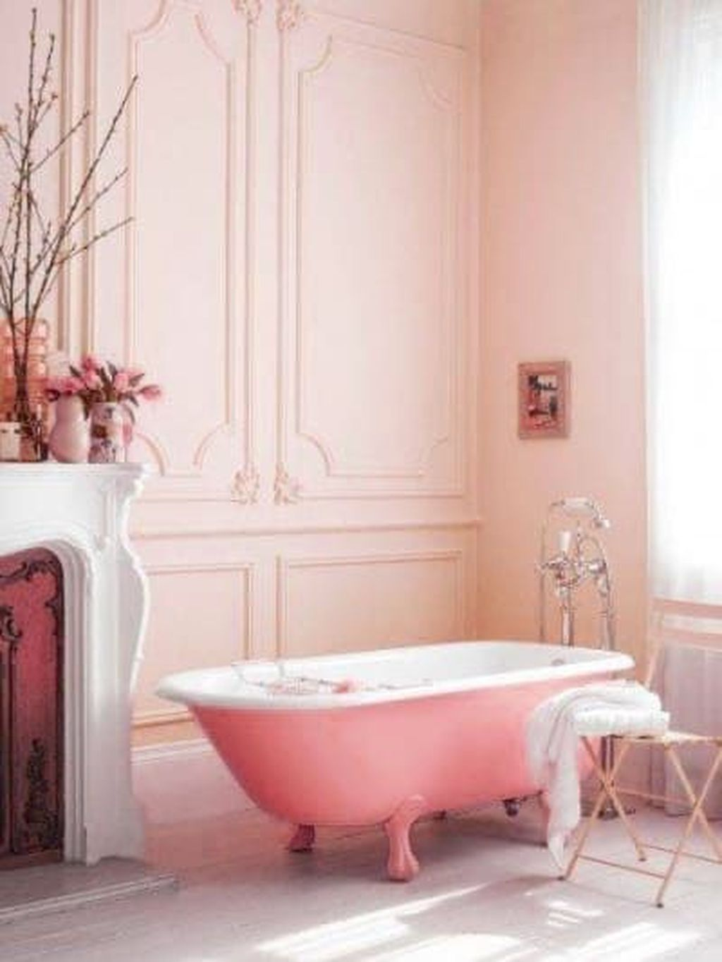 The Best Romantic Bathroom Ideas Perfect For Valentines Day 02