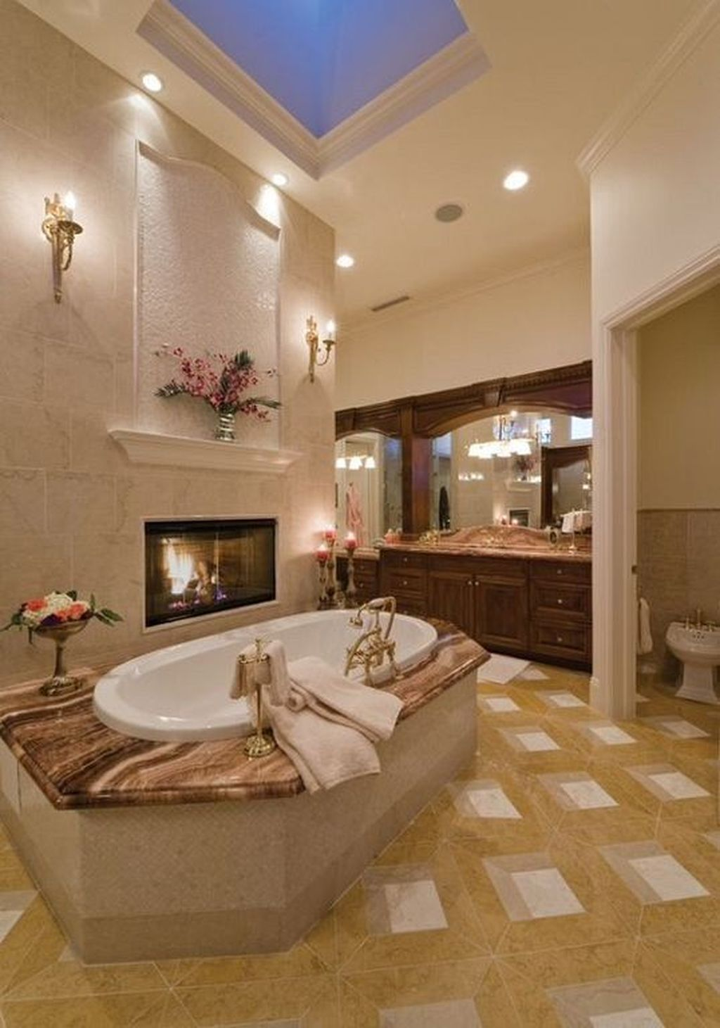 The Best Romantic Bathroom Ideas Perfect For Valentines Day 14