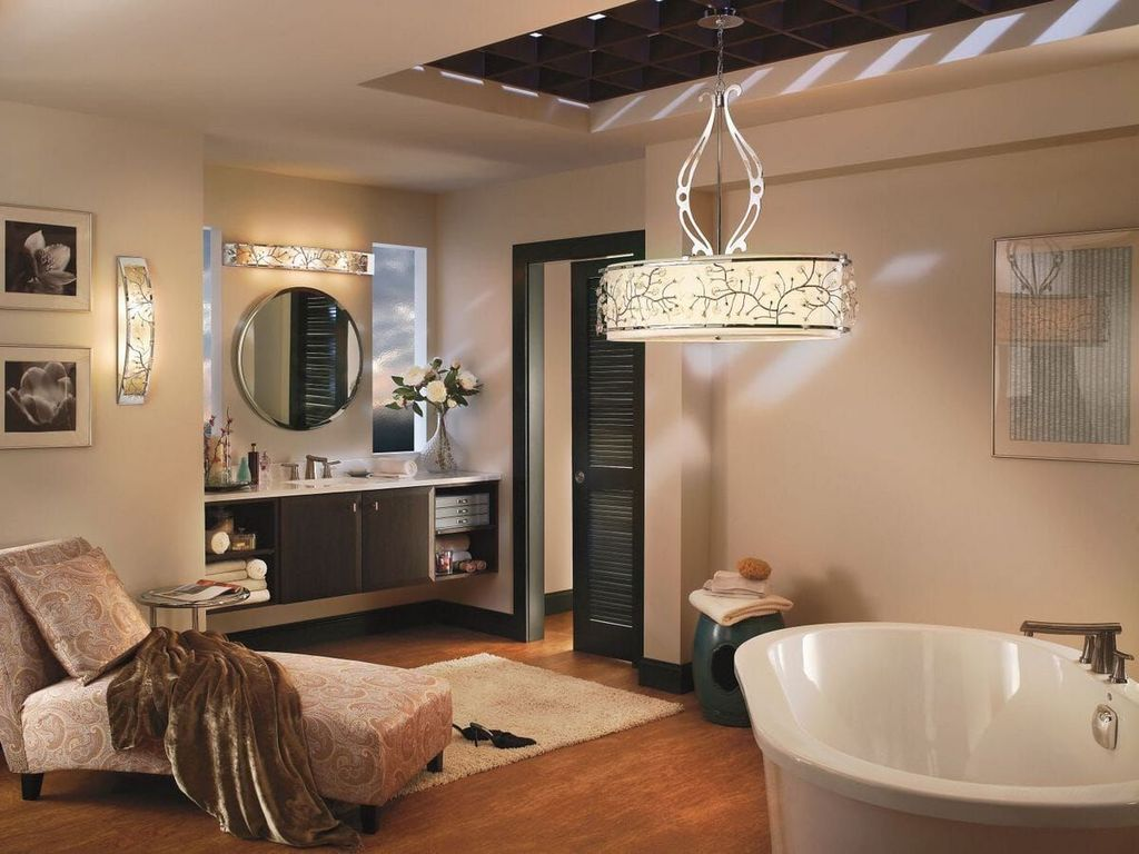 The Best Romantic Bathroom Ideas Perfect For Valentines Day 20