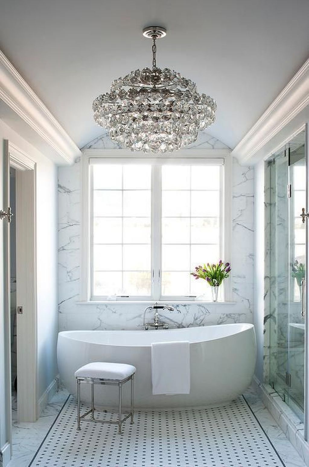 The Best Romantic Bathroom Ideas Perfect For Valentines Day 23