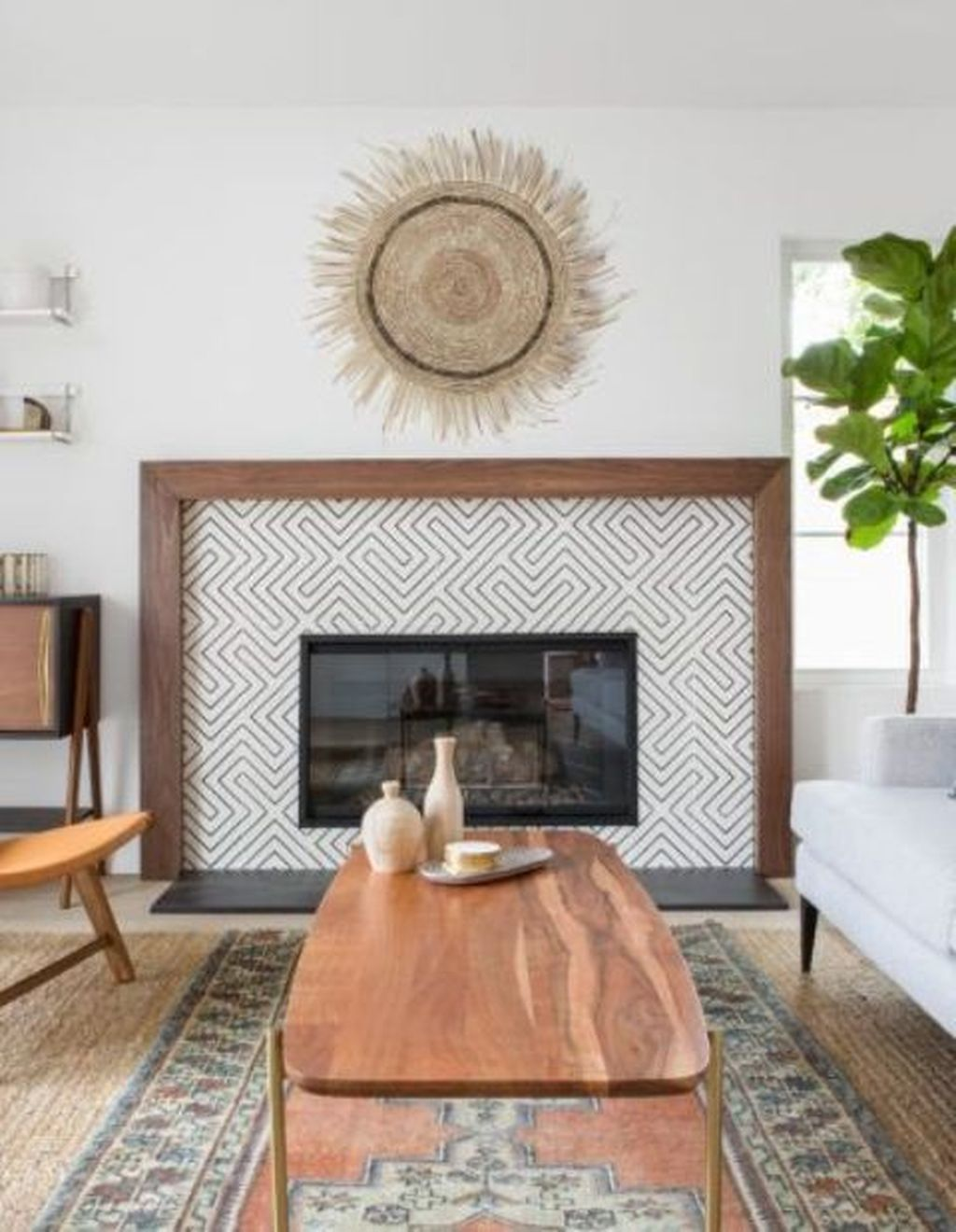 Beautiful Modern Farmhouse Fireplace Ideas You Must Have 13