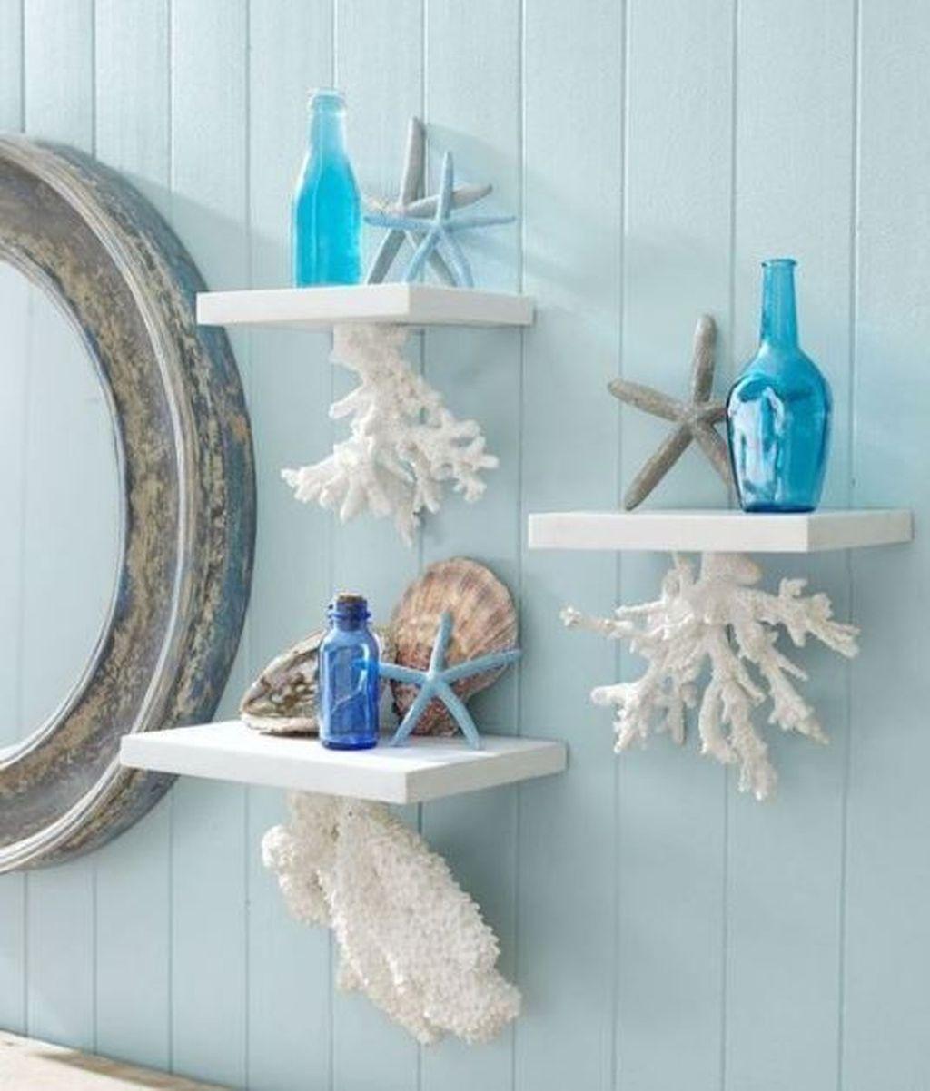 Inspiring Nautical Wall Decor Ideas For Living Room 01
