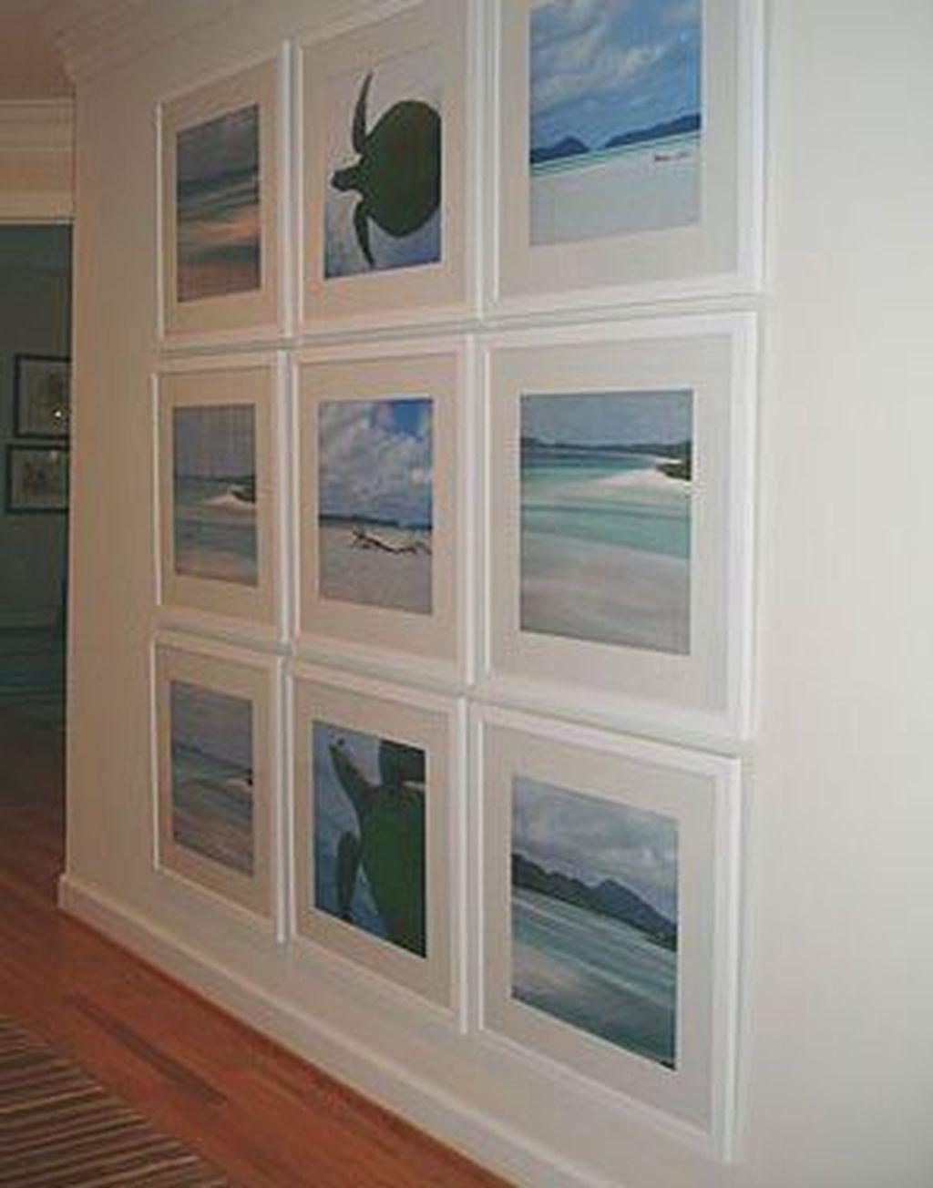 Inspiring Nautical Wall Decor Ideas For Living Room 09