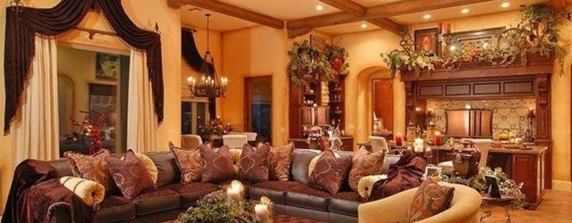 Popular Tuscan Home Decor Ideas For Every Room 34
