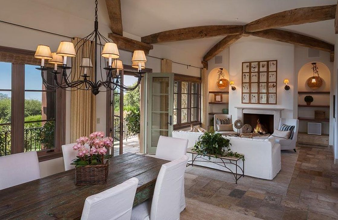 Popular Tuscan Home Decor Ideas For Every Room 42