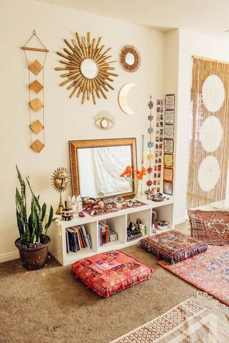 Stunning Hippie Room Decor Ideas You Never Seen Before 01