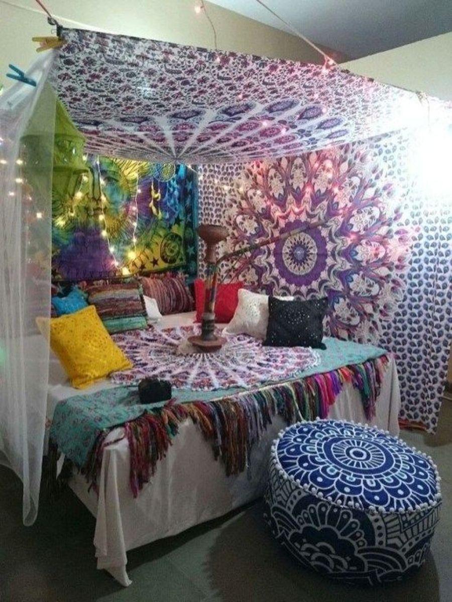 Stunning Hippie Room Decor Ideas You Never Seen Before 05