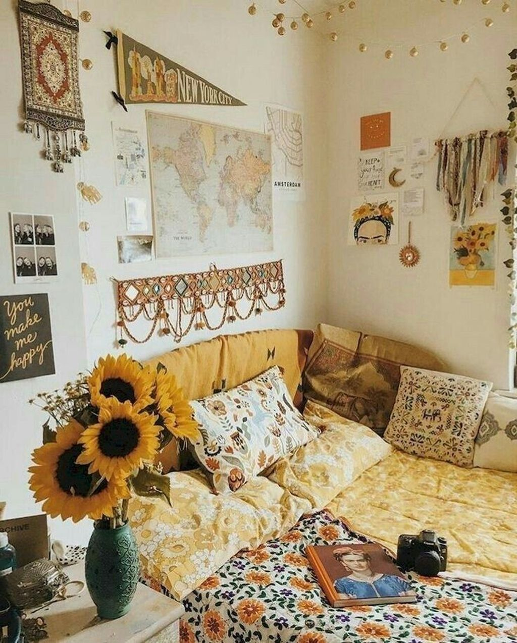 Stunning Hippie Room Decor Ideas You Never Seen Before 08