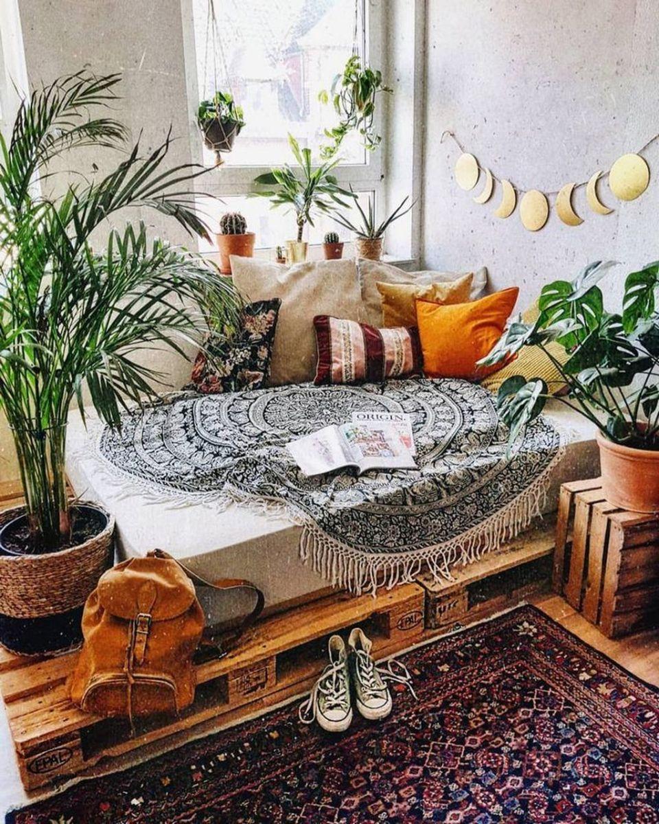 Stunning Hippie Room Decor Ideas You Never Seen Before 22