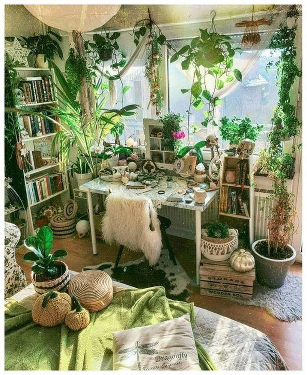 Stunning Hippie Room Decor Ideas You Never Seen Before 32