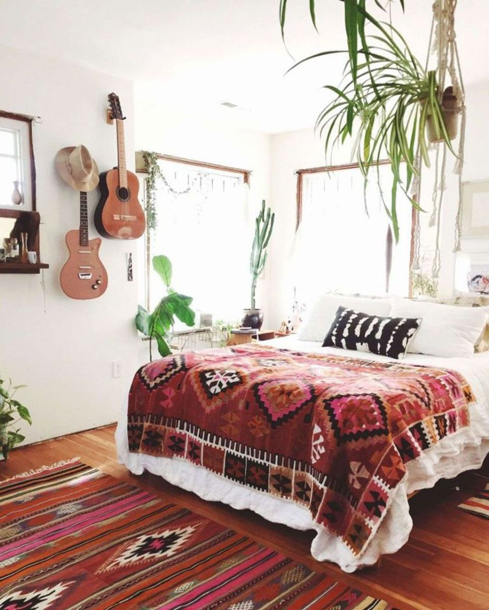 Stunning Hippie Room Decor Ideas You Never Seen Before 40