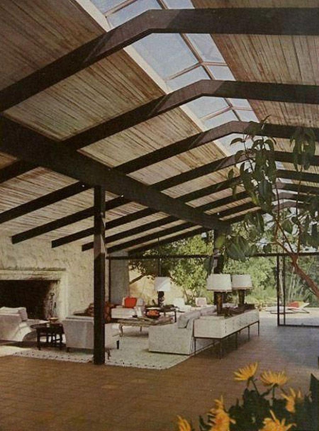 Admirable Mid Century Modern House Design Ideas 01