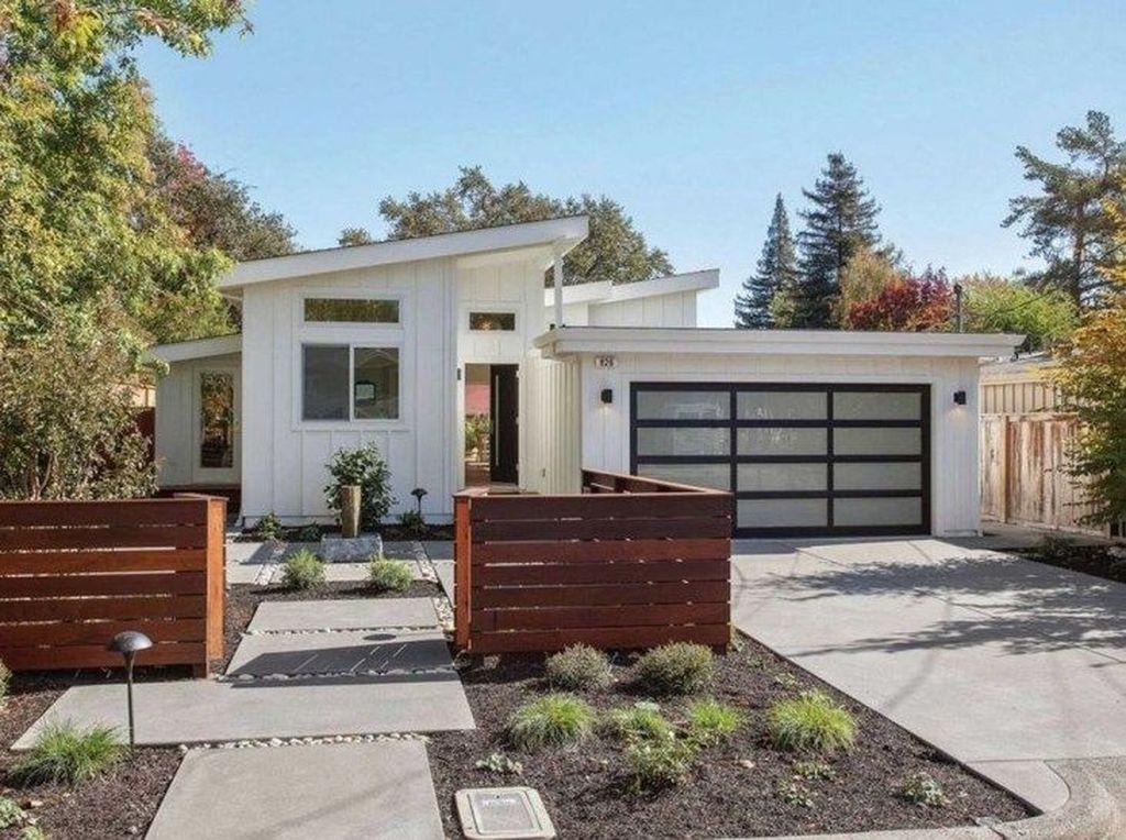 Admirable Mid Century Modern House Design Ideas 07