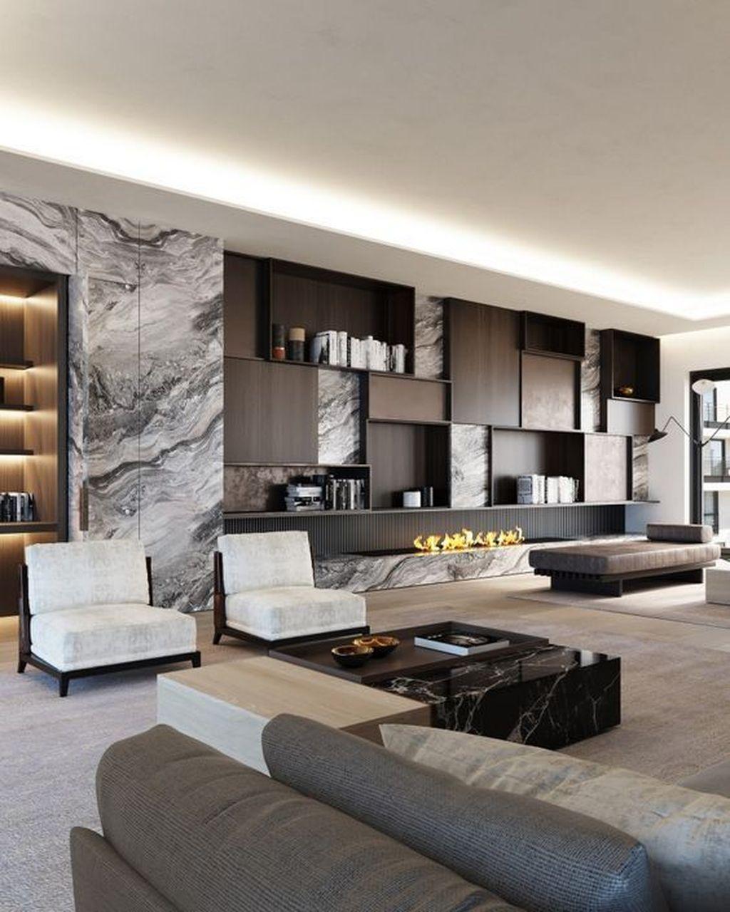 Admirable Mid Century Modern House Design Ideas 08