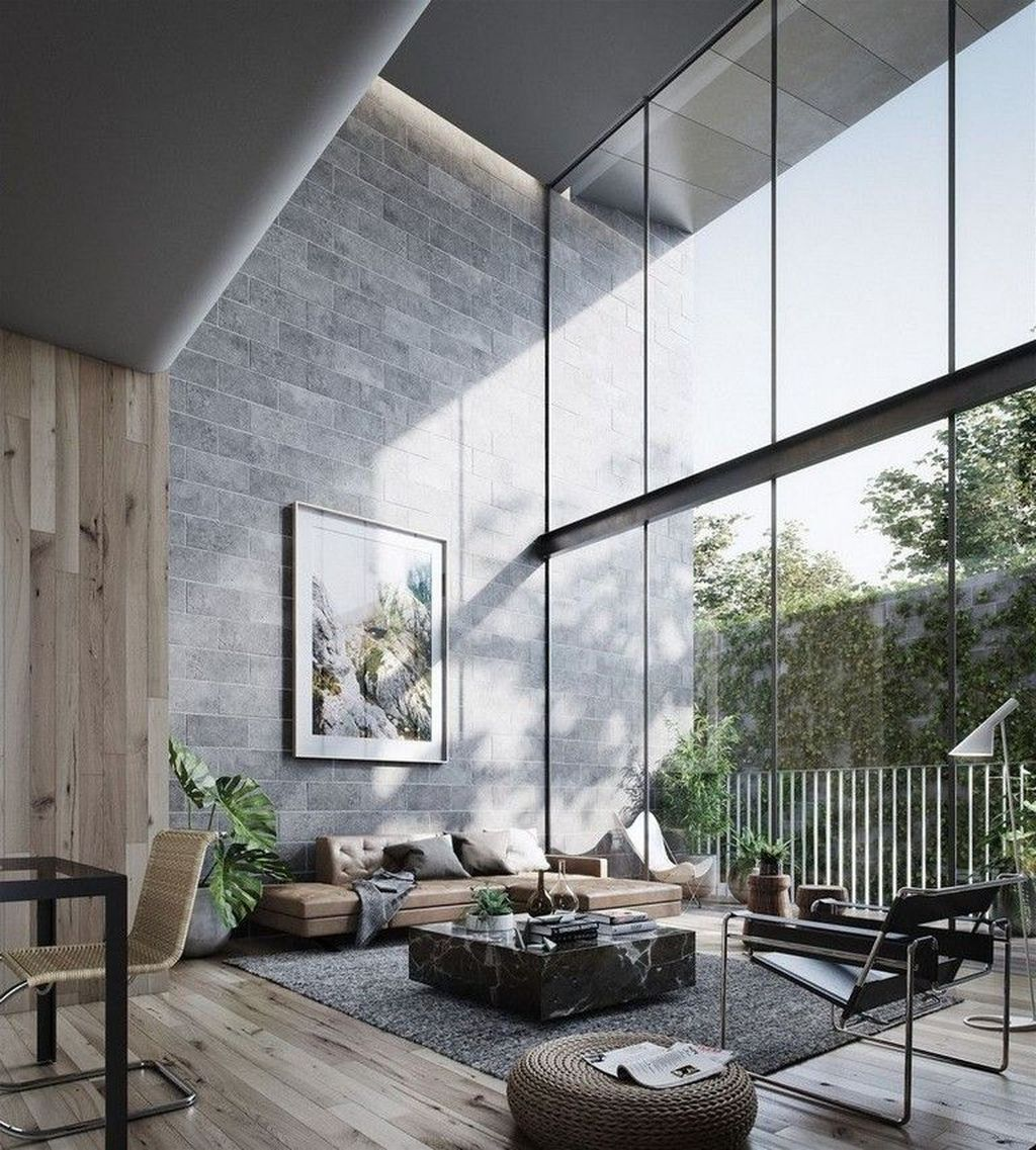 Admirable Mid Century Modern House Design Ideas 10