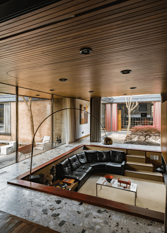 Admirable Mid Century Modern House Design Ideas 21