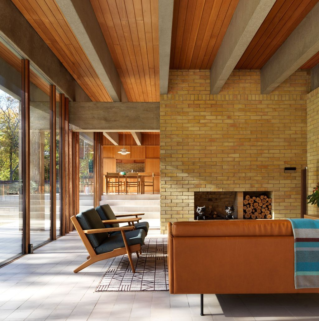 Admirable Mid Century Modern House Design Ideas 25