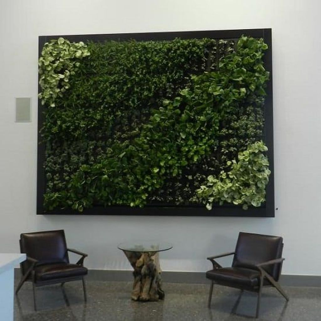 Amazing Living Wall Indoor Decoration Ideas 08
