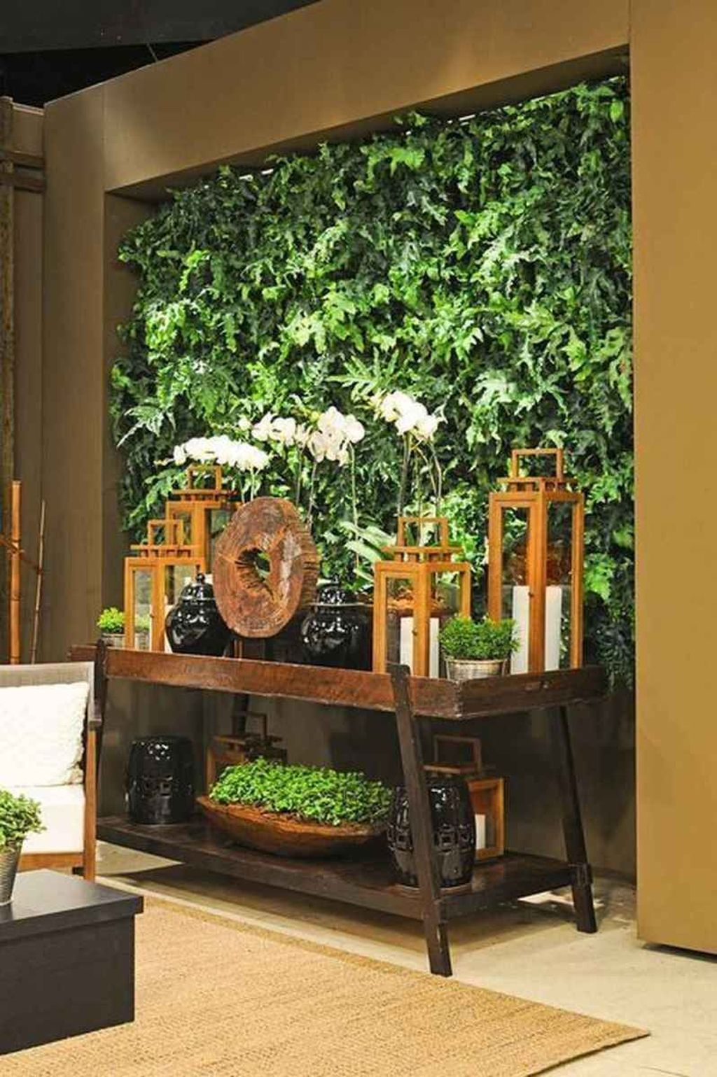 Amazing Living Wall Indoor Decoration Ideas 18