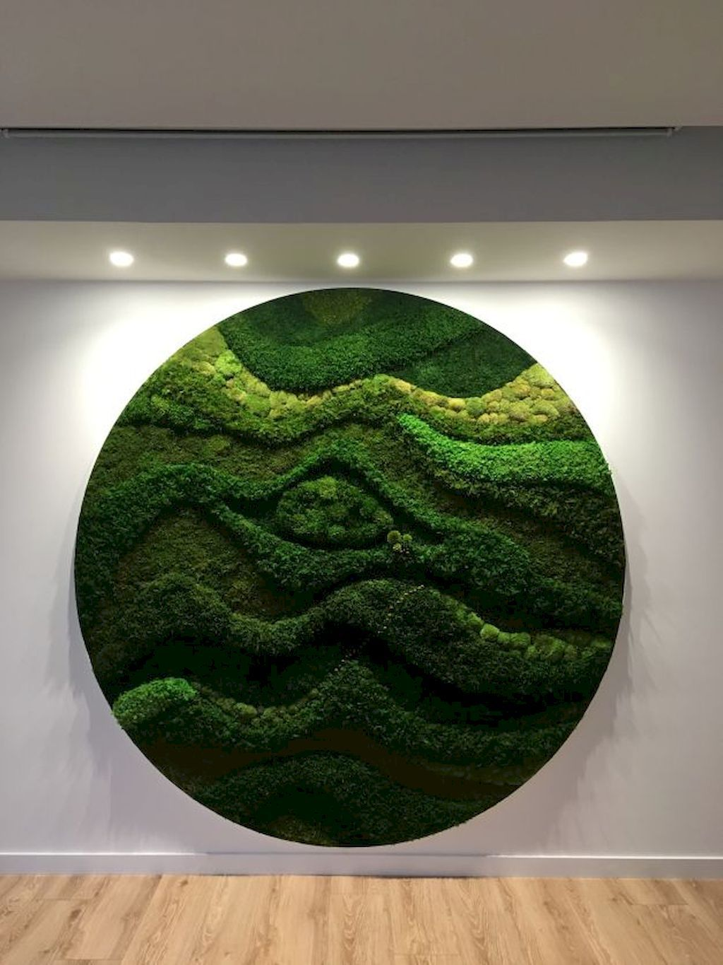 Amazing Living Wall Indoor Decoration Ideas 20