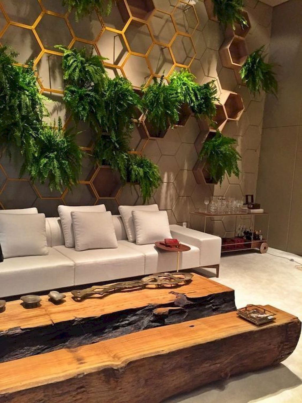 Amazing Living Wall Indoor Decoration Ideas 23
