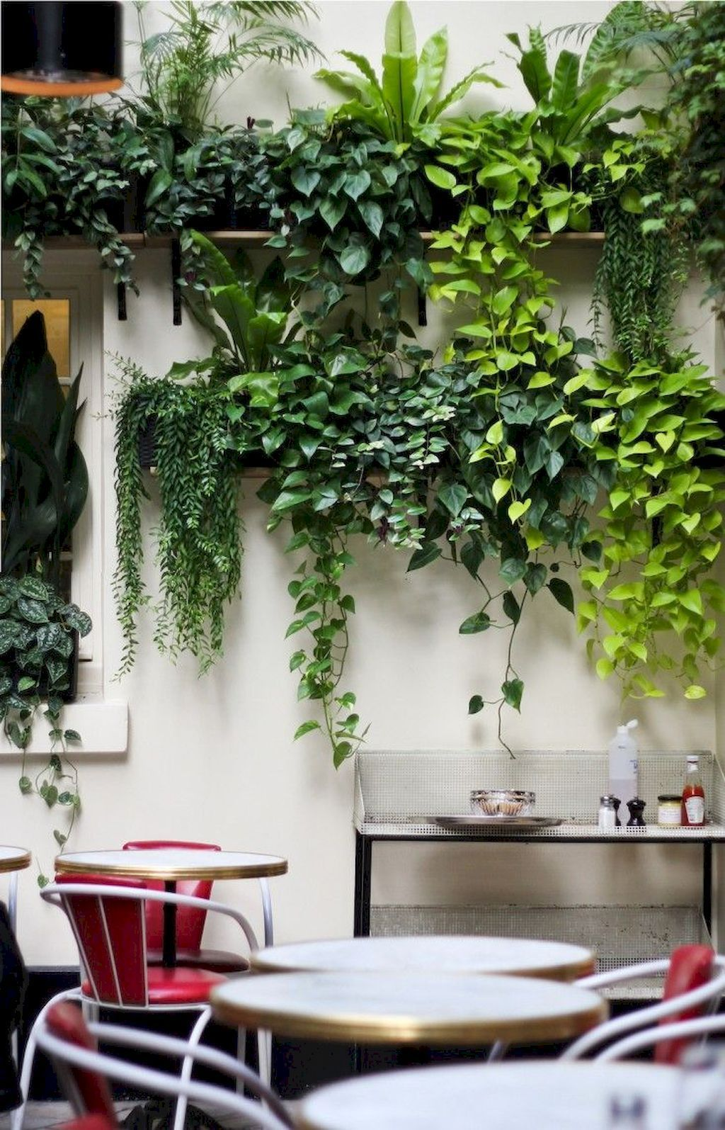 Amazing Living Wall Indoor Decoration Ideas 27