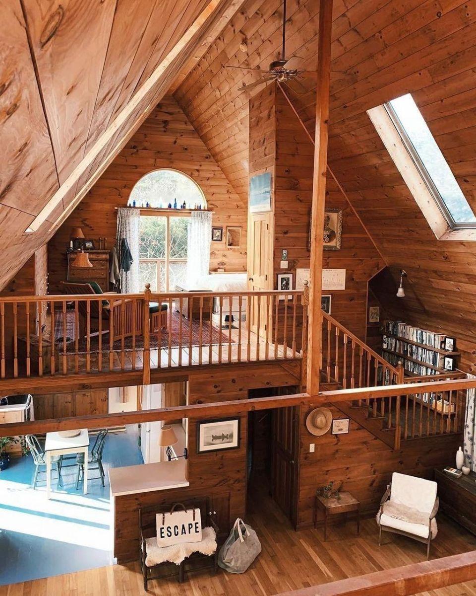 Amazing Rustic Tiny House Design Ideas 04