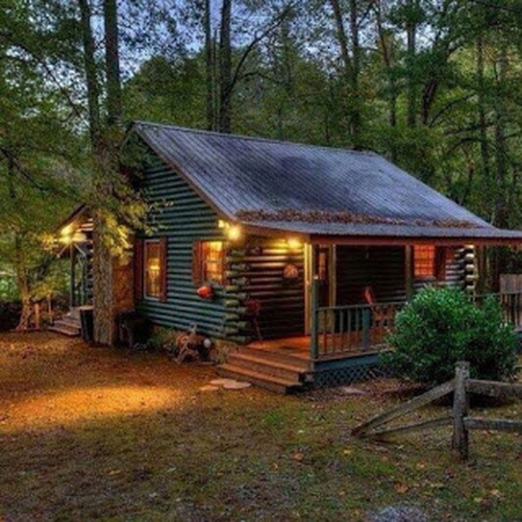Amazing Rustic Tiny House Design Ideas 10