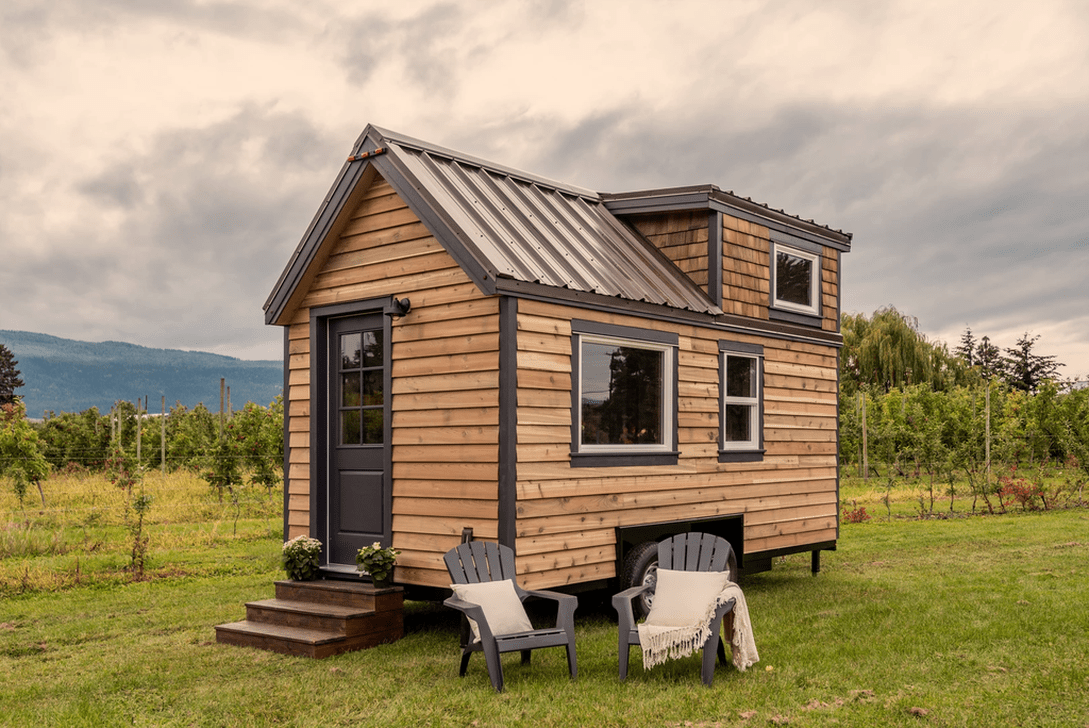 Amazing Rustic Tiny House Design Ideas 32