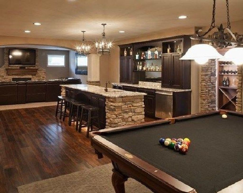 Awesome Basement Remodel Ideas That You Can Try 03