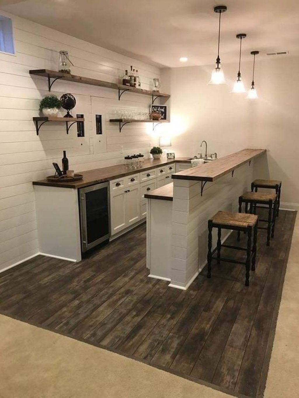 Awesome Basement Remodel Ideas That You Can Try 05