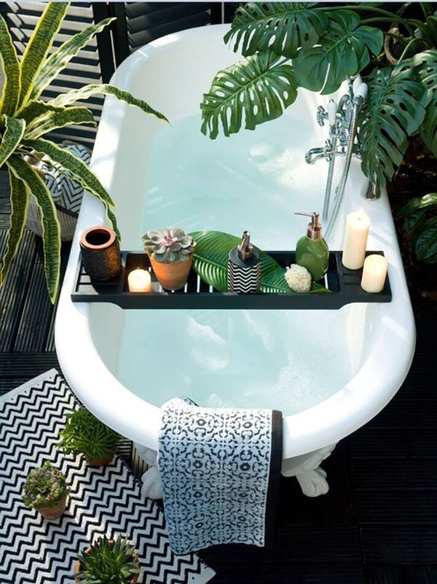 Awesome Spa Bathroom Decor Ideas You Must Have 17