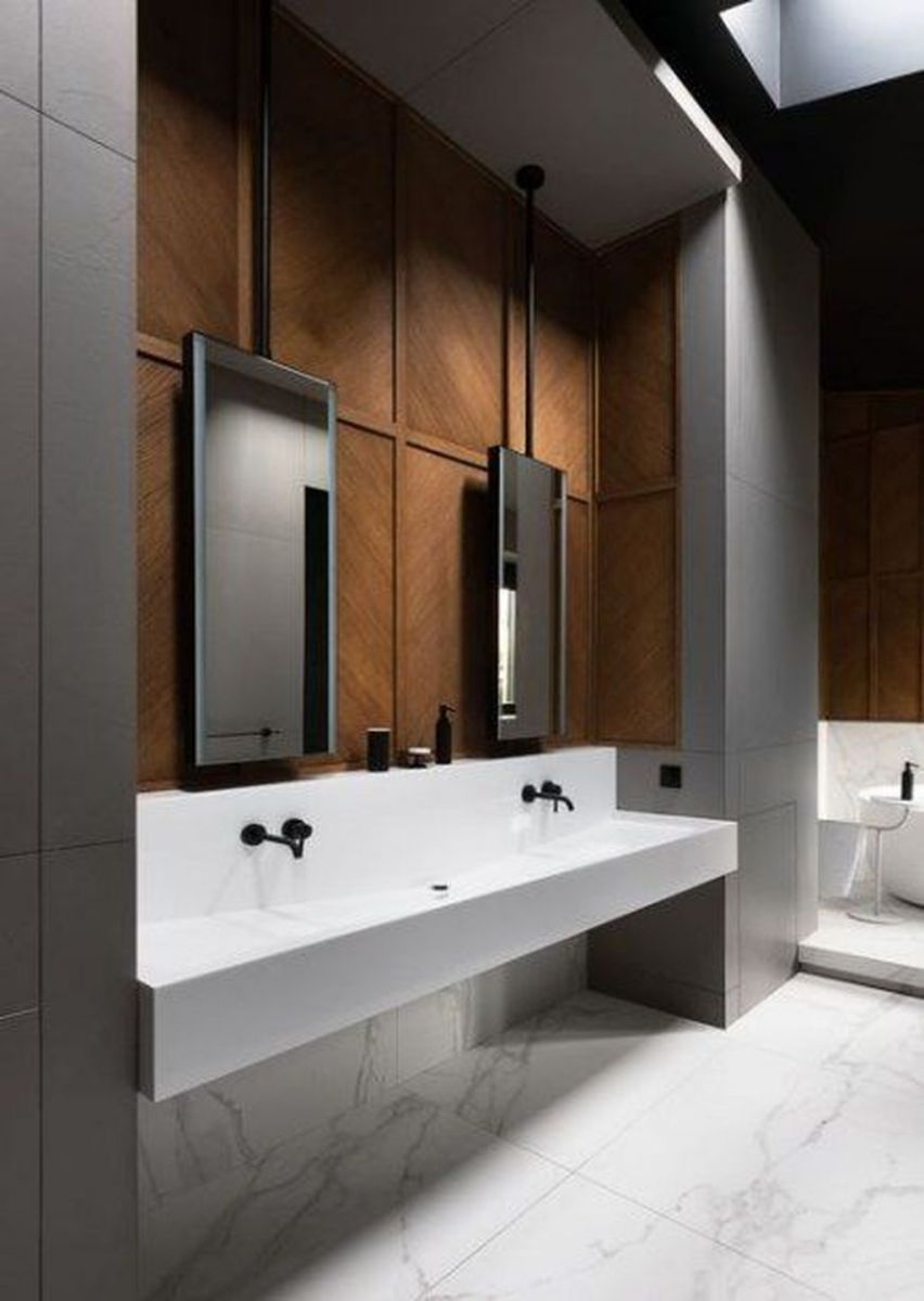 Awesome Spa Bathroom Decor Ideas You Must Have 32