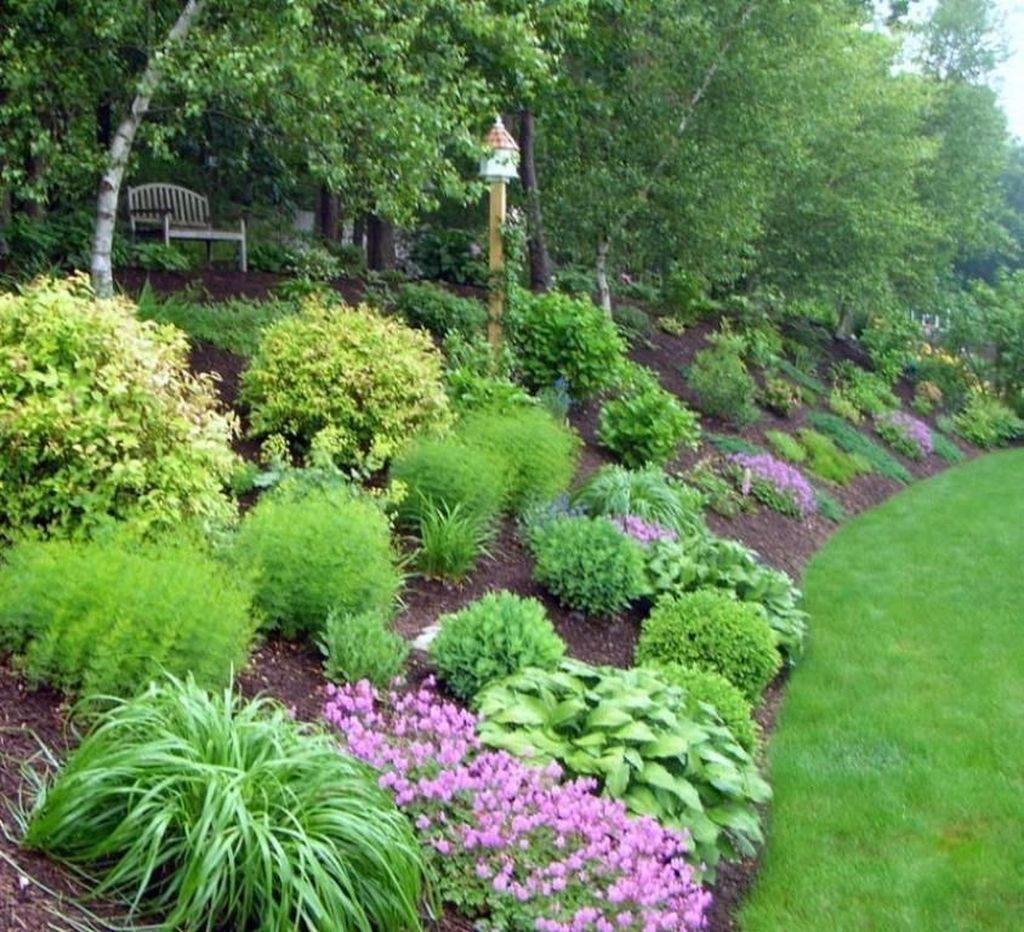 Beautiful Spring Backyard Landscape Ideas You Should Copy 22