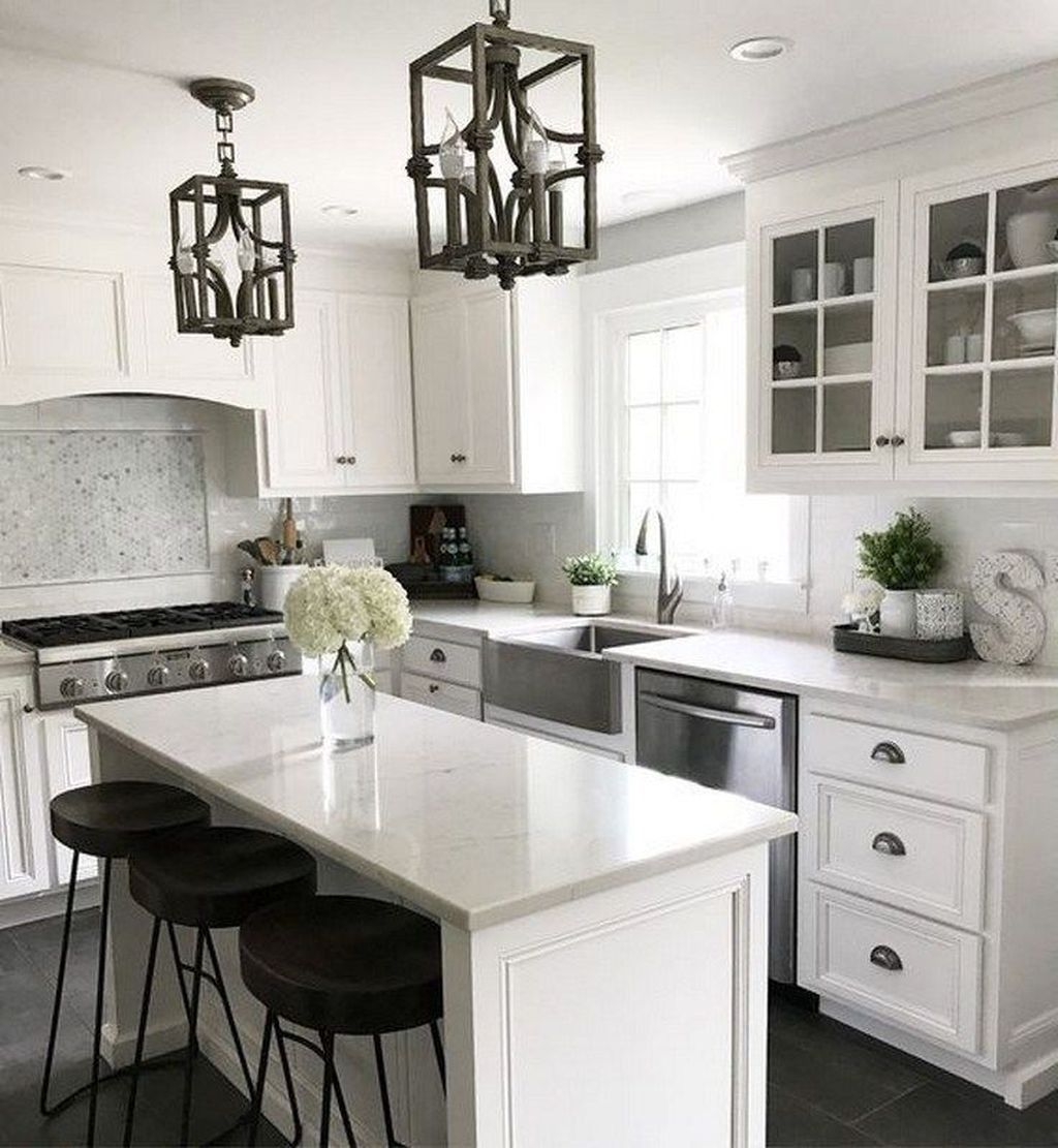 Fabulous Modern Farmhouse Kitchen Design Ideas 09