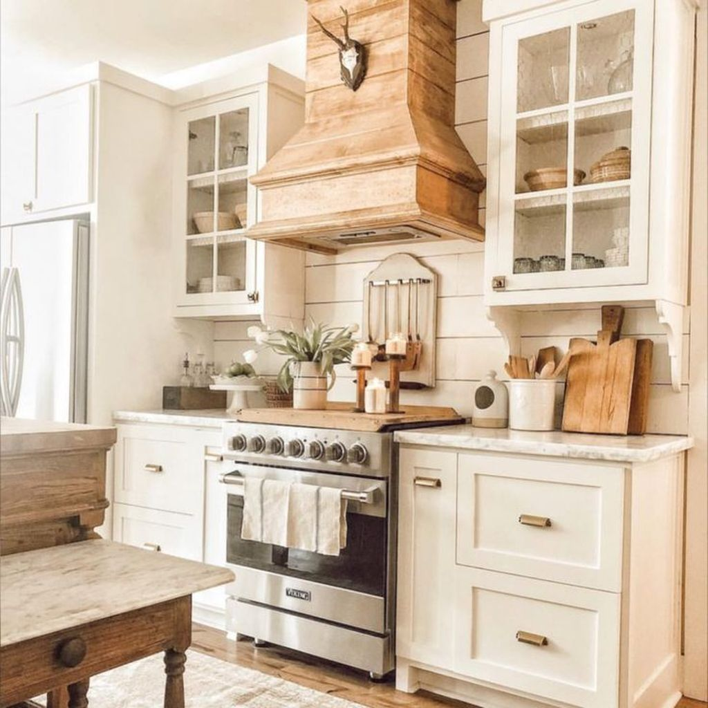 Fabulous Modern Farmhouse Kitchen Design Ideas 14