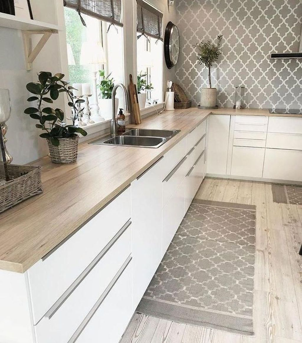 Fabulous Modern Farmhouse Kitchen Design Ideas 32