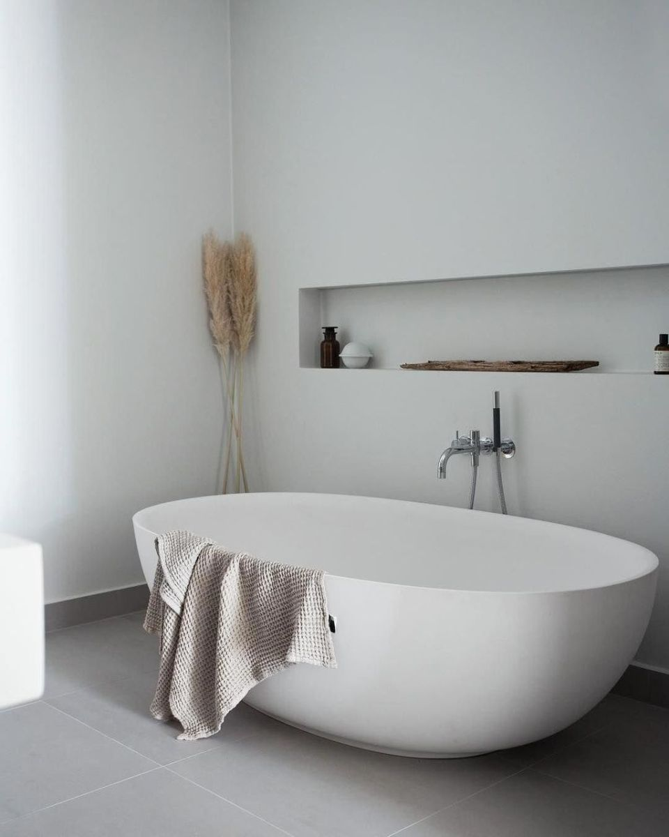 Fascinating Minimalist Bathroom Decoration Ideas 04