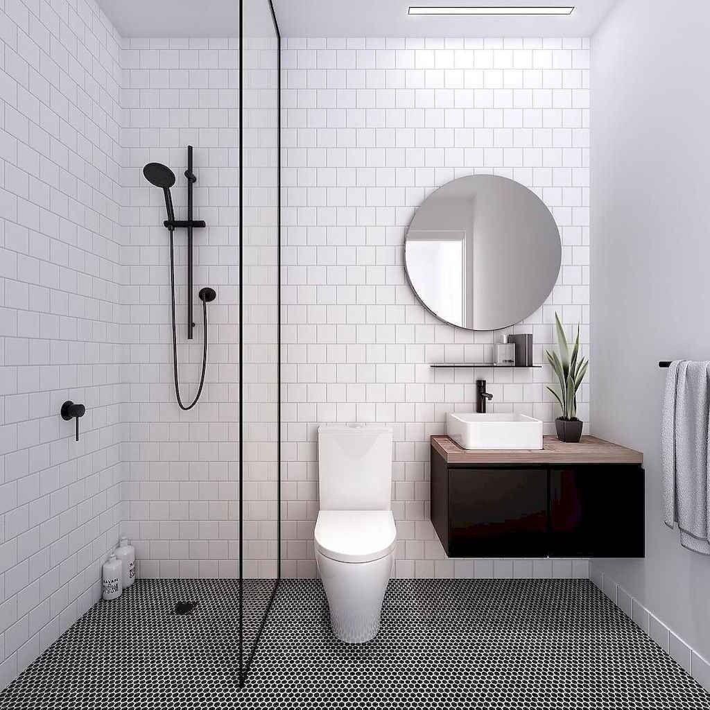 Fascinating Minimalist Bathroom Decoration Ideas 05